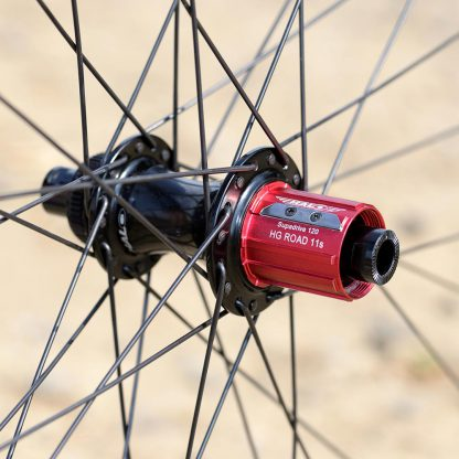 Halo GXC Wheel rear hub