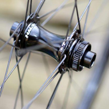 Halo GXC Wheel front hub
