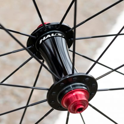 Halo Carbaura RC50 front hub