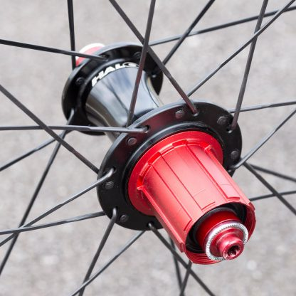 Halo Carbaura RC50 rear hub