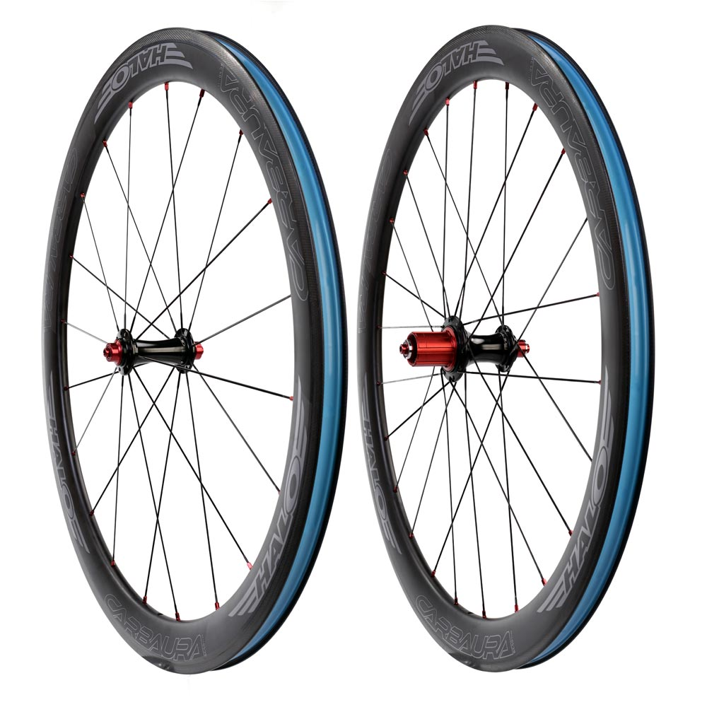 3ea7c856196 Carbaura RC Wheelsets 700c | Halo Wheels