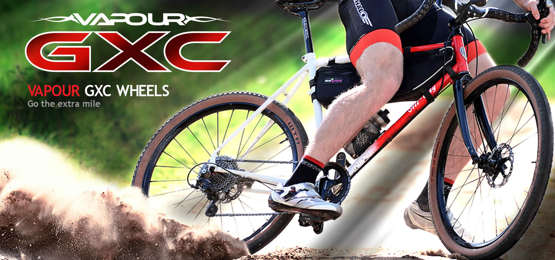 Developed in the UK, Ridden everywhere | Halo Wheels