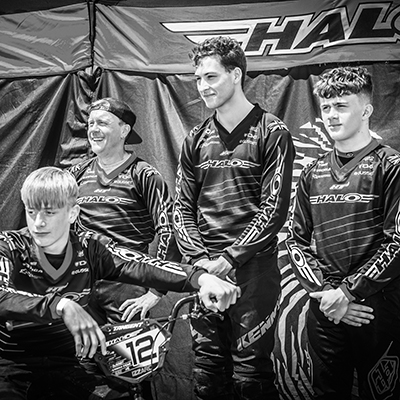 image of Halo BMX Team