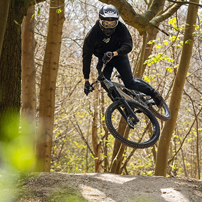 image of Will Greenfield riding