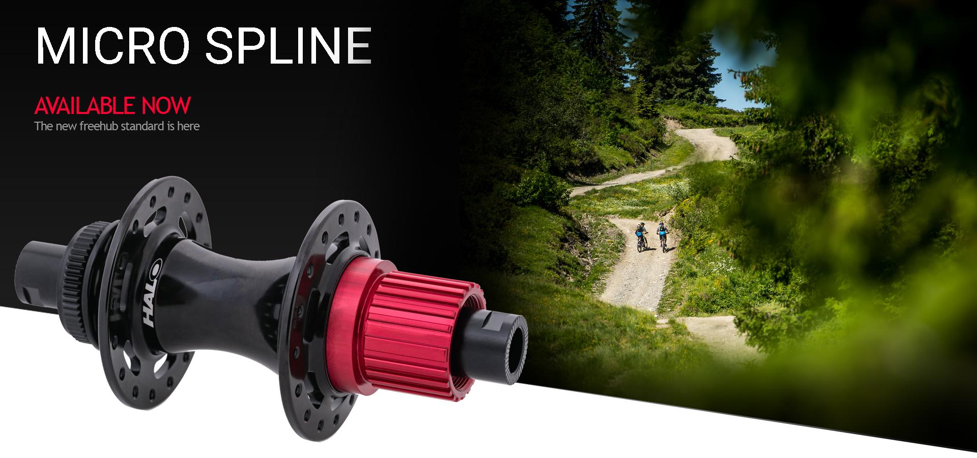 Halo Micro Spline now available