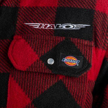 Halo 20 Years Shirt Chest Pocket