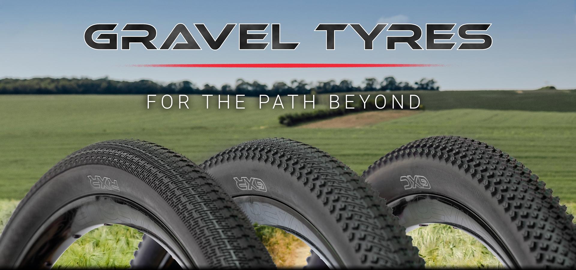 Gravel-Tyres